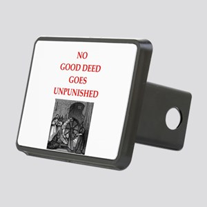good deed Hitch Cover