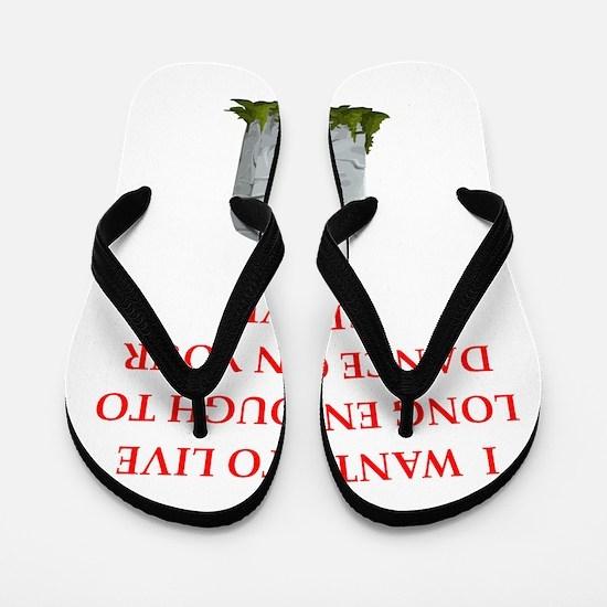 grave Flip Flops