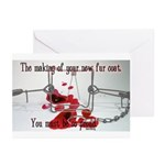 The Beginning Greeting Cards (Pk of 10)