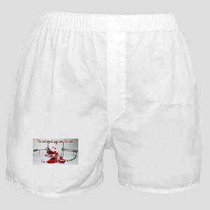 The Beginning Boxer Shorts