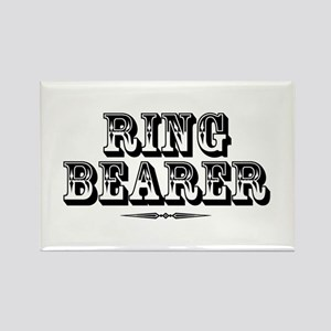 Ringbearer - Old West Rectangle Magnet