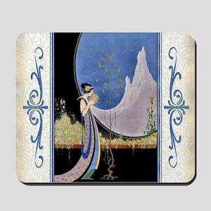 Art Deco Spring Mavis Vivadou Ad Mousepad