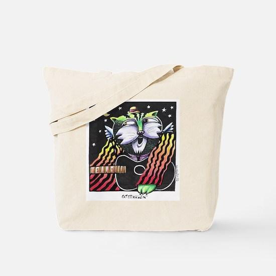 Caterwallin Tote Bag