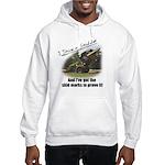 Skid Marks Hooded Sweatshirt