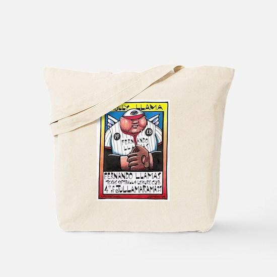 Wholly Llama Tote Bag