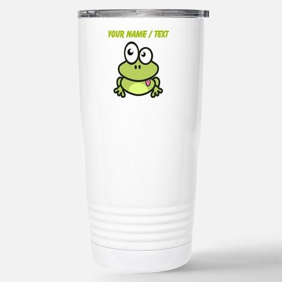 Unique Toad Travel Mug