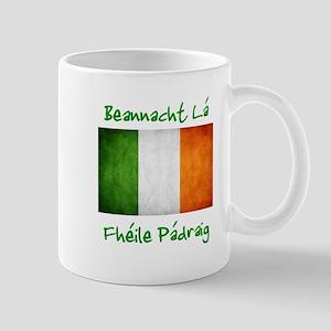 """""""Beannacht Lá Fhéile Pádraig"""" Mug"""