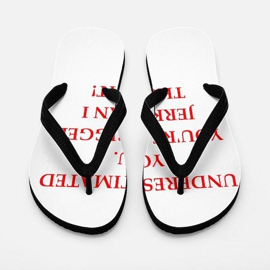 underestimate Flip Flops