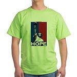 Liberty is Hope Green T-Shirt