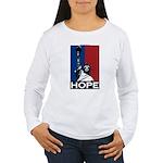 Liberty is Hope Women's Long Sleeve T-Shirt