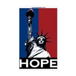 Liberty is Hope Sticker (Rectangle)