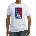 Liberty is Hope Fitted T-Shirt