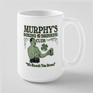 Murphy's Club Large Mug