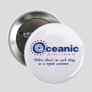 """'Oceanic Airlines' 2.25"""" Button"""