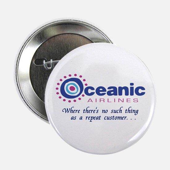 "'Oceanic Airlines' 2.25"" Button"