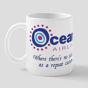 'Oceanic Airlines' Mug