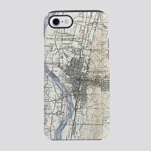 Vintage Albuquerque New Mexico iPhone 7 Tough Case