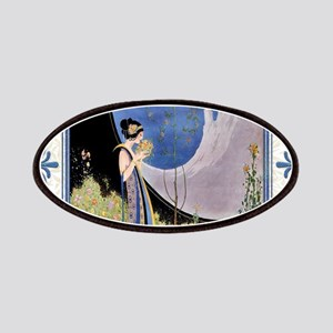 Art Deco Spring Mavis Vivadou Ad Patch