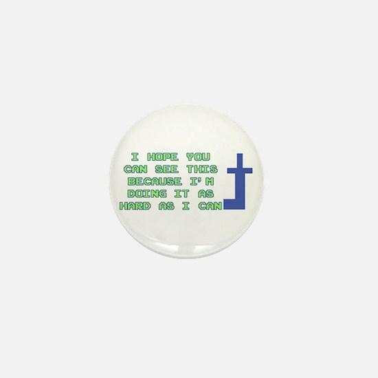 Mooninite Finger Mini Button