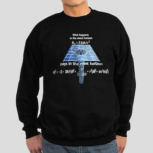 Event Horizon Sweatshirt Black