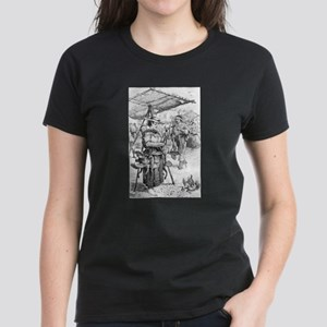 Old Mexico Market Women's Dark T-Shirt
