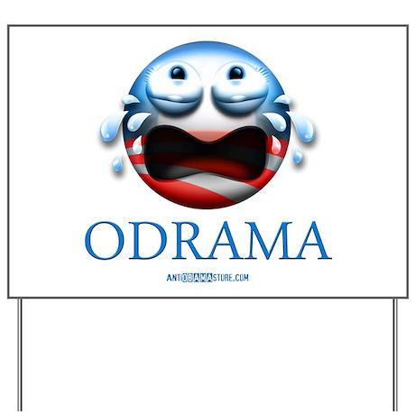 ODRAMA Yard Sign