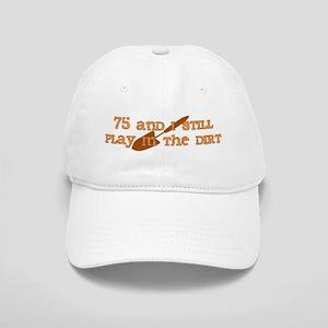 75th Birthday Gardening Cap