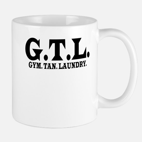 G.T.L. Mug