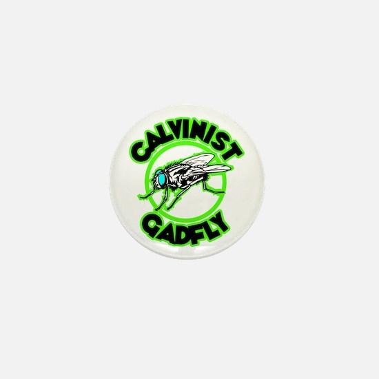 Calvinist Gadfly Mini Button
