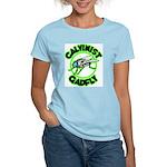 Calvinist Gadfly Women's Pink T-Shirt