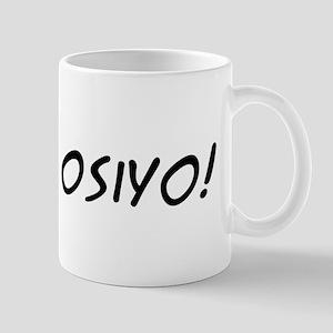 Osiyo! Mug