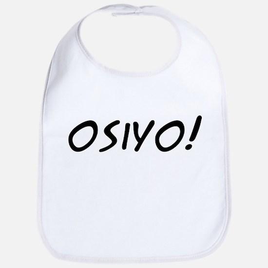 Osiyo! Bib