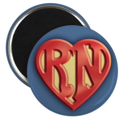 """Superb RN IV 2.25"""" Magnet (10 pack)"""