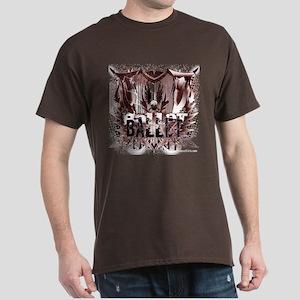 Ballet Dirty Brown Dark T-Shirt