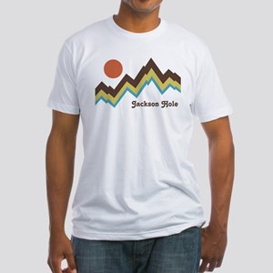 Jackson Hole Fitted T-Shirt