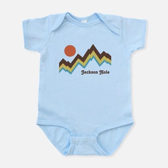 Jackson Hole Infant Bodysuit
