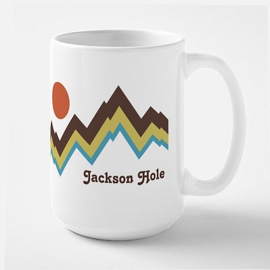 Jackson Hole Large Mug