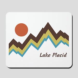 Lake Placid Mousepad