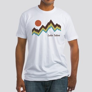 Lake Tahoe Fitted T-Shirt