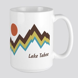 Lake Tahoe Large Mug