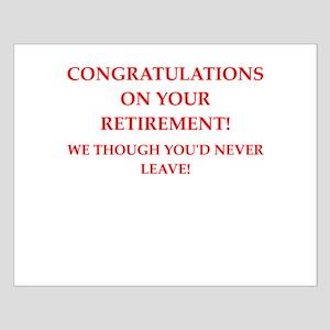 retirement Posters