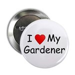 "Heart Gardener 2.25"" Button (10 pack)"
