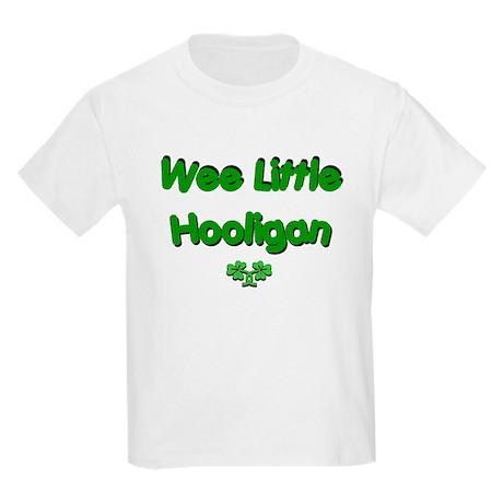 Wee Little Hooligan Kids Light T-Shirt