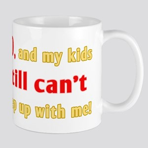 Witty 70th Birthday Mug