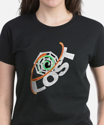 LOST Dharma Initiative Women's Dark T-Shirt