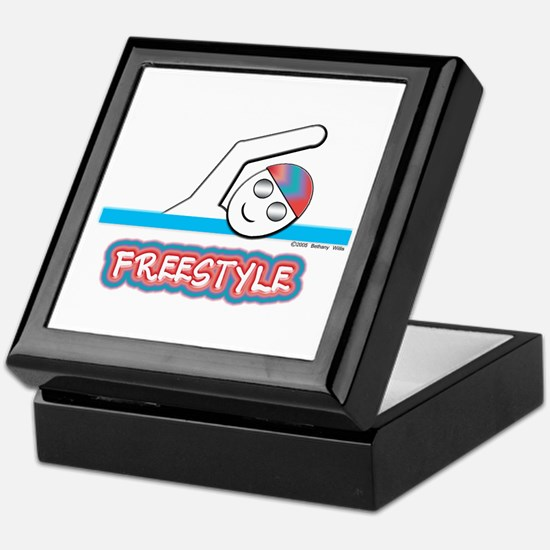 Freestyle Keepsake Box