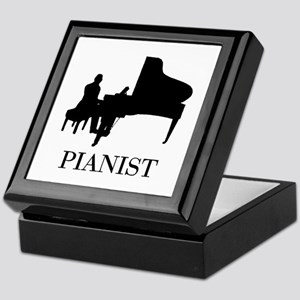 PIANIST Keepsake Box