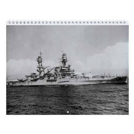 USS Pennsylvania Ship's Image Wall Calendar