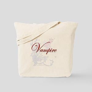 Vampire Ornamental Tote Bag