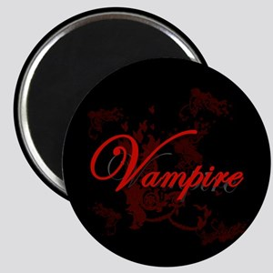 Vampire Ornamental Magnet